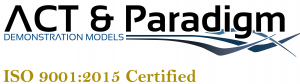 Paradigm Dental Models Logo