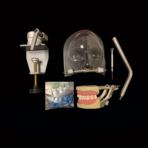 Dental assisting student training kit 4